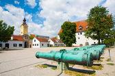 Ingolstadt Castle. Army Museum — Photo