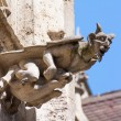 Stock Photo: Neogothic gargoyle