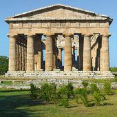 Vallei van de tempels van paestum — Stockfoto