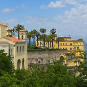 Sorrento - Seiano - Sorrento Coast — Stock Photo