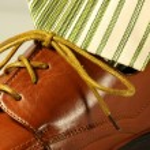 Shoe and Tie — Stock Photo #13931724