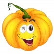 Pumkin head - Stock Vector