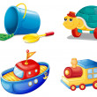 Various objects — Stock Vector #12872922