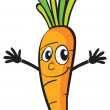 Carrot - Stock Vector