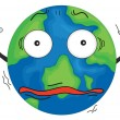 Earth planet - Stock Vector