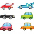 Stock Vector: Cars