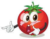 Tomato — Stock Vector