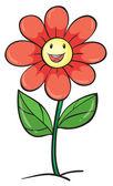 A flower — Stock Vector