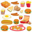 Food — Stock Vector #13954755