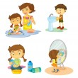 Kids — Stock Vector #14043961