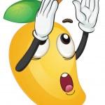 A mango — Stock Vector #14173214
