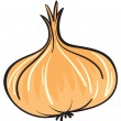 Onion — Vector de stock #14173241