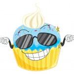 A cake — Stock Vector #14173250