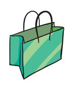 A bag — Stock Vector