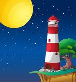 A light house — Stock Vector