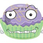 A cupcake — Stock Vector #14562341