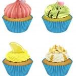 Cupcakes — Stock Vector #14745807