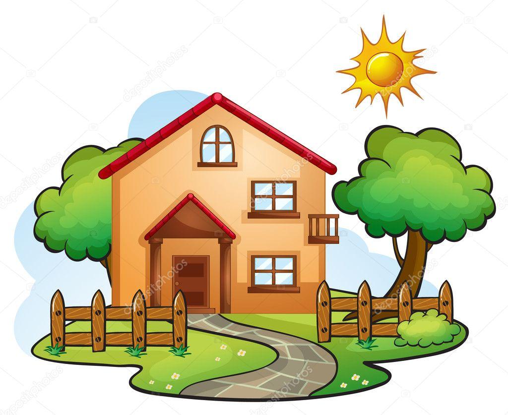 Bir ev stok vekt r interactimages 14858141 for House of 950