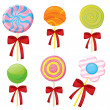 Various sweets — Stock Vector #15428649