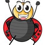 A ladybug — Stock Vector #16015499