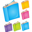 Books — Stock Vector #16285981