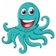 Royalty-Free Stock Vector Image: An octopus