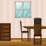 Room interior — Stock Vector
