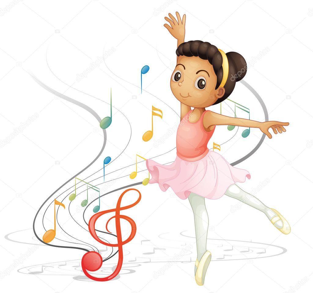Nice dancing girl menina russa dancando 3