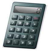 A calculator — Stock Vector