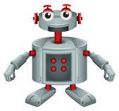 A toy robot — Stock Vector
