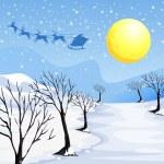 Рождественский сезон — Cтоковый вектор