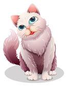 Стоковые векторные изображения кошка