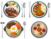 International food — Wektor stockowy