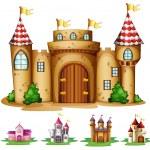 Castles — Stock Vector #51353149