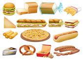 Food — Stock Vector