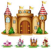 Castles — Stock Vector