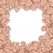 Royalty-Free Stock Vector Image: Delicate frame