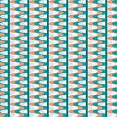 Retro wave pattern — Stock Vector