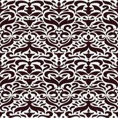 Delicate damask pattern — ストックベクタ