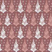 Vánoční vzor. — Stock vektor