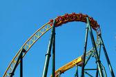 Roller coaster — Foto Stock