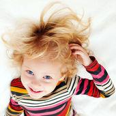 Happy child. — Stock Photo
