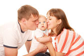 Happy family concept. — Stock Photo