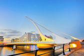 сэмюэл беккет мост — Стоковое фото