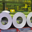 Rolls of steel sheet — Stock Photo #24669861