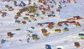 Grönland köyü — Stok fotoğraf
