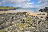 来自爱尔兰的美丽风景名胜乡村景观 — 图库照片