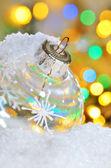 Vánoční koule — Stock fotografie