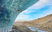 Eyjafjallafjökull volcano — Stock Photo