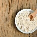 Colloidal Oatmeal — Stock Photo
